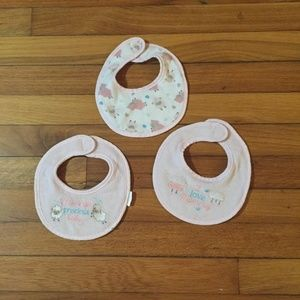 Other - 3 piece bib set